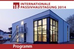 Internationale Passivhaustagung  2014
