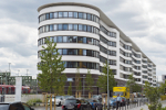 Neues Passivhaus in Frankfurt am Main